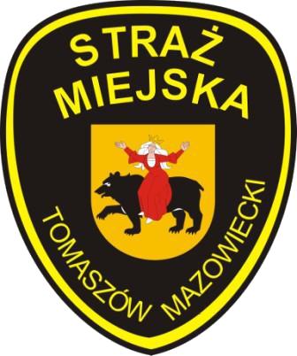 Logo Straż Miejska Tomaszów Mazowiecki